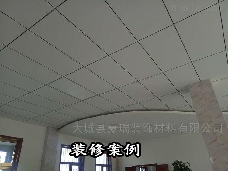 优质玻纤吸声板岩棉吊顶板经济耐用价格超低