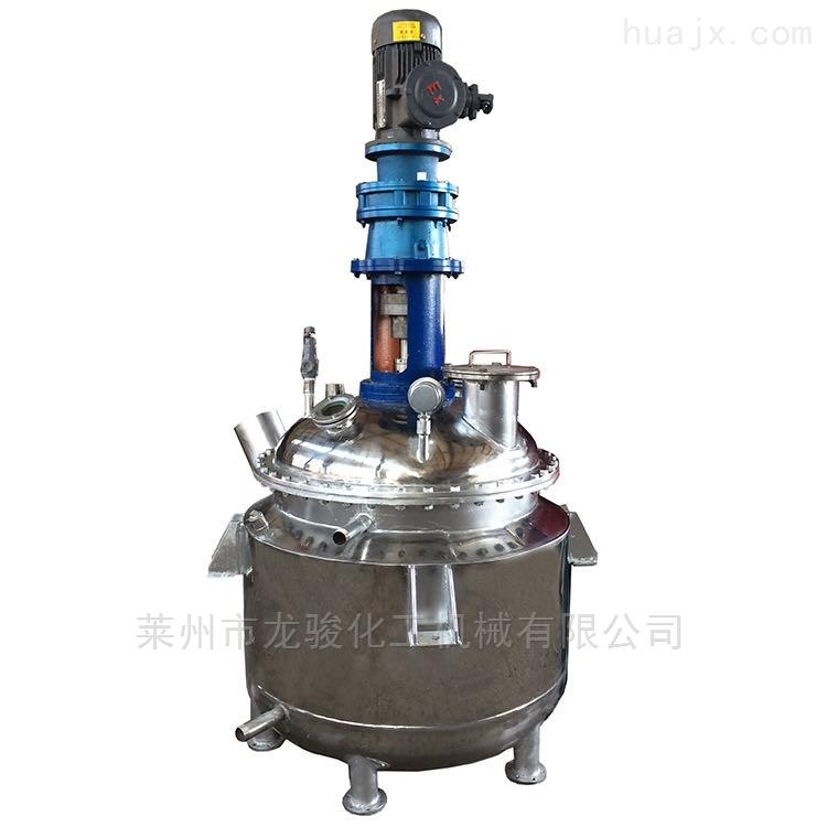 丙烯酸树脂生产成套设备 不锈钢反应釜